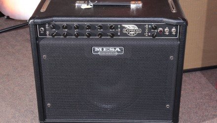 Mesa-Express-550-1x12-Combo-Amplifier-2009-Front