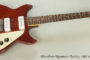SOLD 1967 to 1969 Microfrets Signature Electric