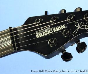 ❌SOLD❌ Ernie Ball MusicMan John Petrucci 'Stealth'
