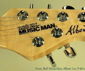 Ernie Ball Music Man Albert Lee P90 SOLD