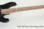 SOLD!!! 2011 Ernie Ball Music Man Stingray Bass Black