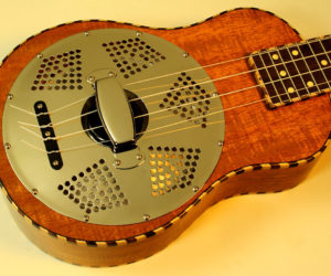 NO LONGER AVAILABLE!!! National Concert Koa Ukulele