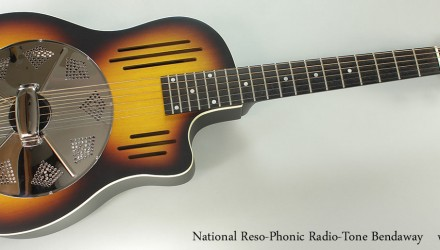 National-Reso-Phonic-Radio-Tone-Bendaway-Full-Front-View