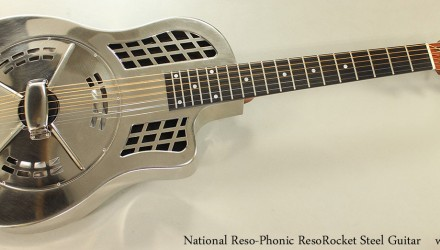 National-Reso-Phonic-ResoRocket-Steel-Guitar-Full-Front-View
