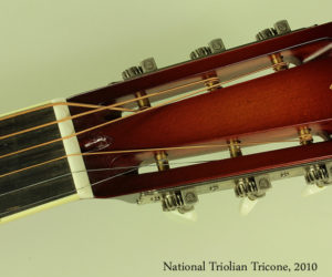 National Triolian Tricone 12-Fret 2011  (consignment)  SOLD