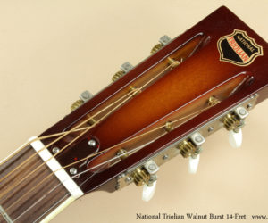 National Resophonic Triolian