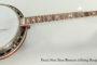 2003 Frank Neat Bean Blossom 5-String Banjo (REDUCED)