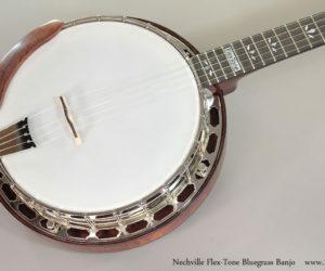 Nechville Flex-Tone Bluegrass Banjo