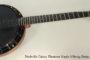 SOLD!!! 2013 Nechville Galaxy Phantom Maple 5-String Banjo