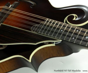 Northfield NF F5S Mandolin (NO LONGER AVAILABLE)
