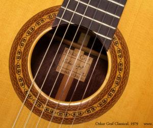 1979 Oskar Graf Classical (consignment) SOLD