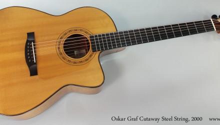 Oskar-Graf-Cutaway-Steel-String-2000-Full-Front-View