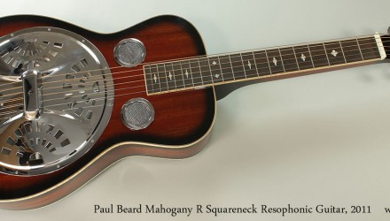 Paul-Beard-Mahogany-R-Squareneck-Resophonic-Guitar-2011-Full-Front-View
