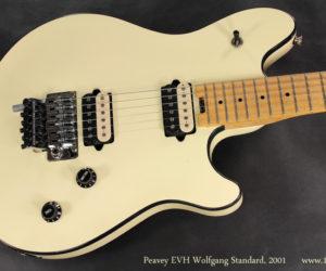 Peavey EVH Wolfgang Standard  SOLD