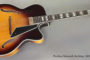 2007 Peerless Monarch Archtop  SOLD