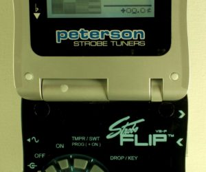 Peterson Strobo-Flip Tuner SOLD OUT