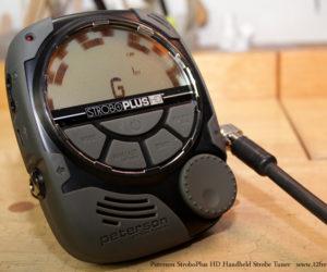 Peterson StroboPlus HD Handheld Strobe Tuner