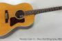 2003 Planetary Guitar Co.  Alamo Steel String Guitar  SOLD