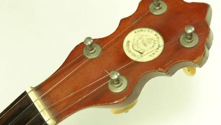 August-Pollmann-Royal-Mandoline-Banjo-1890s-head-front