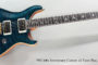 SOLD!!! 2015 PRS 30th Anniversary Custom 24 Trans Blue