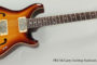 2009 PRS McCarty Archtop Sunburst  SOLD