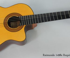 2013 Raimundo 1498e Requinto SOLD