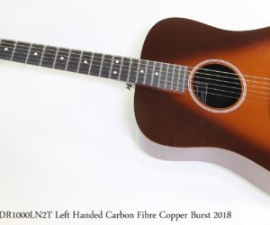 Rainsong H-DR1000LN2T Left Handed Carbon Fibre Copper Burst 2018