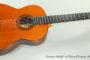 1980 Ramirez 1a Classical Guitar  SOLD