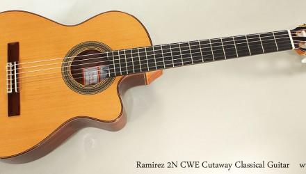 Ramirez-2N-CWE-Cutaway-Classical-Guitar-Full-Front-View