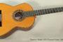 SOLD ! 2009 Ramirez Model 2NE Classical Guitar