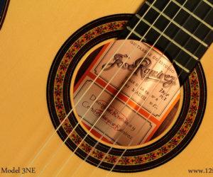 Ramírez 2 NE and 3 NE models - Guitarras de Estudio