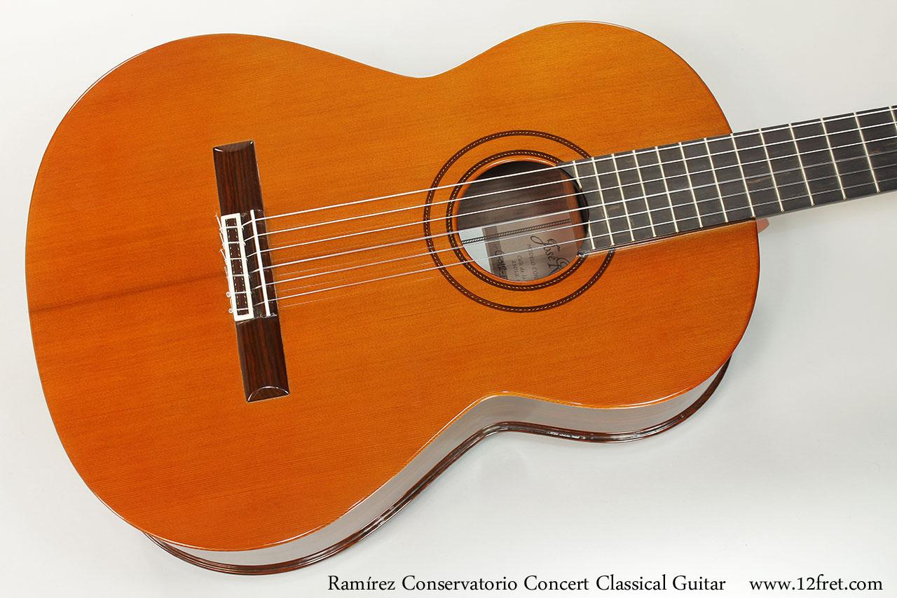 ram rez conservatorio concert classical guitar. Black Bedroom Furniture Sets. Home Design Ideas