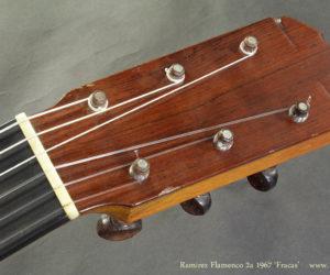 1967 Ramirez 2a Flamenco 'Fracas' Guitar  SOLD