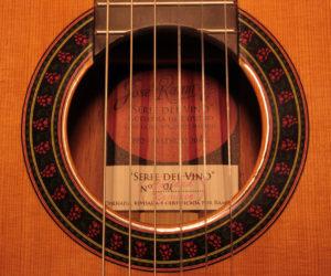 Ramírez Serie Del Vino GuitarSerie Del Vino Guitar