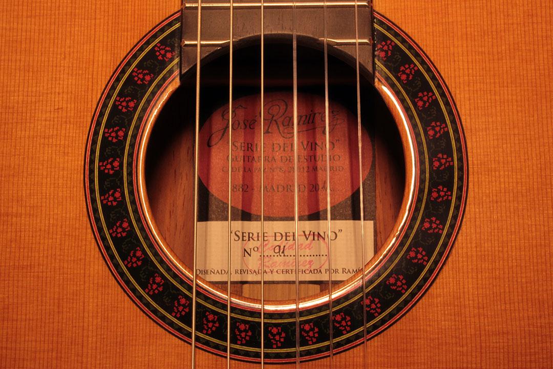 Ram 237 Rez Serie Del Vino Guitar Shared Spanish Heritage