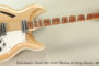 2006 Rickenbacker Model 381 - 12v69 Thinline SOLD