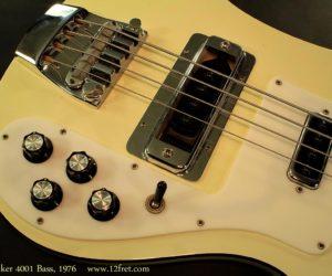 Rickenbacker 4001 Bass 1976 (consignment) SOLD