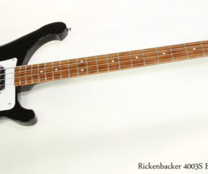 ❌ SOLD ❌ Rickenbacker 4003S Bass JetGlo, 2016