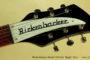 Rickenbacker Model 325C64 JetGlo, 2011 (consignment) SOLD