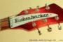 Rickenbacker 325 Conversion Fireglo, 1974 (consignment)  SOLD