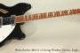 2004 Rickenbacker 360-12 12 String Thinline (SOLD)