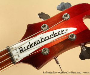 2010 FireGlo Rickenbacker 4003 Bass (consignment) SOLD