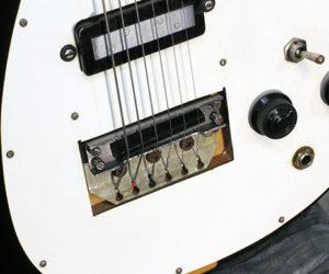 1958 Rickenbacker Model 1000 - SOLD