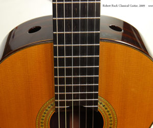 ❌SOLD❌  Robert Ruck Classical Guitar, 2009