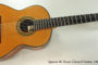 1994 Ignacio M. Rozas Classical Guitar SOLD