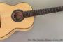 2010 Peter Allan Sawchyn Flamenco Guitar (SOLD)