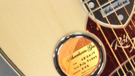 Scheerhorn-Rob-Ickes-Model-Squareneck-Resophonic-Guitar-label