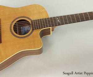 2004 Seagull Artist Peppino (SOLD)