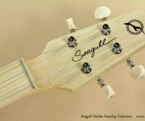 Seagull Merlin Standup Dulcimer