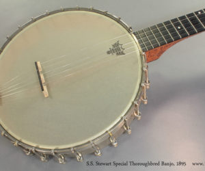 SS Stewart Special Thoroughbred Banjo